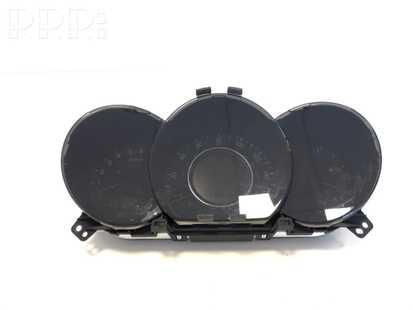 Spidometras (prietaisų skydelis)