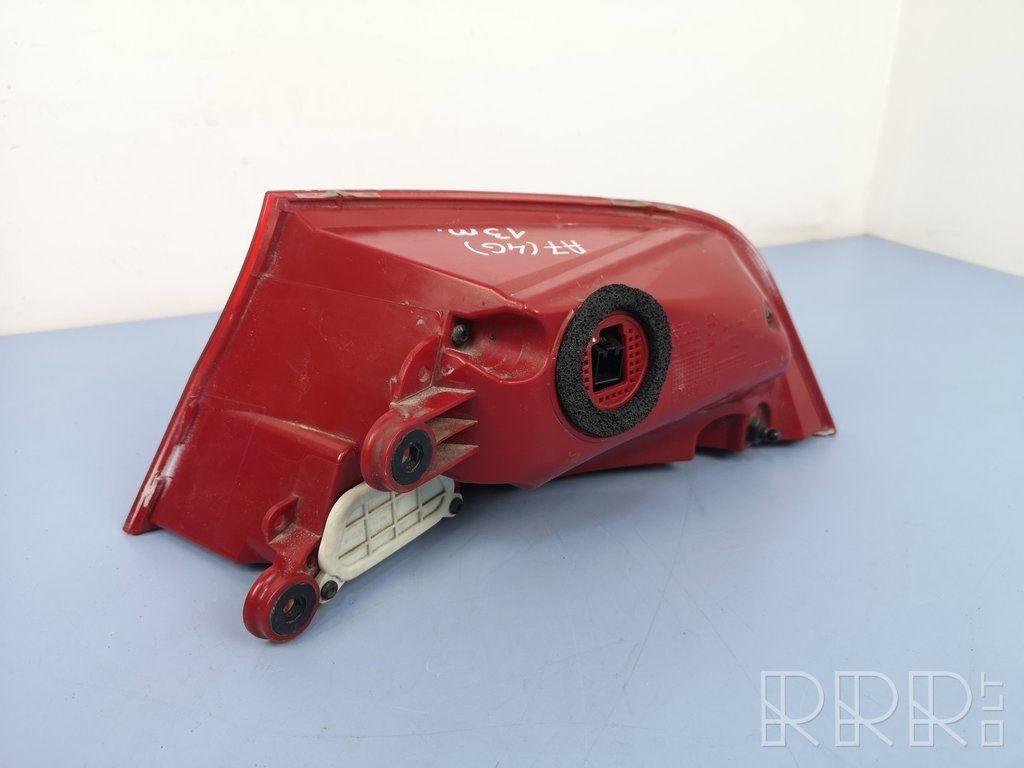AXP3551 Audi A7 S7 4G Galinis žibintas kėbule 4G8945095 ...