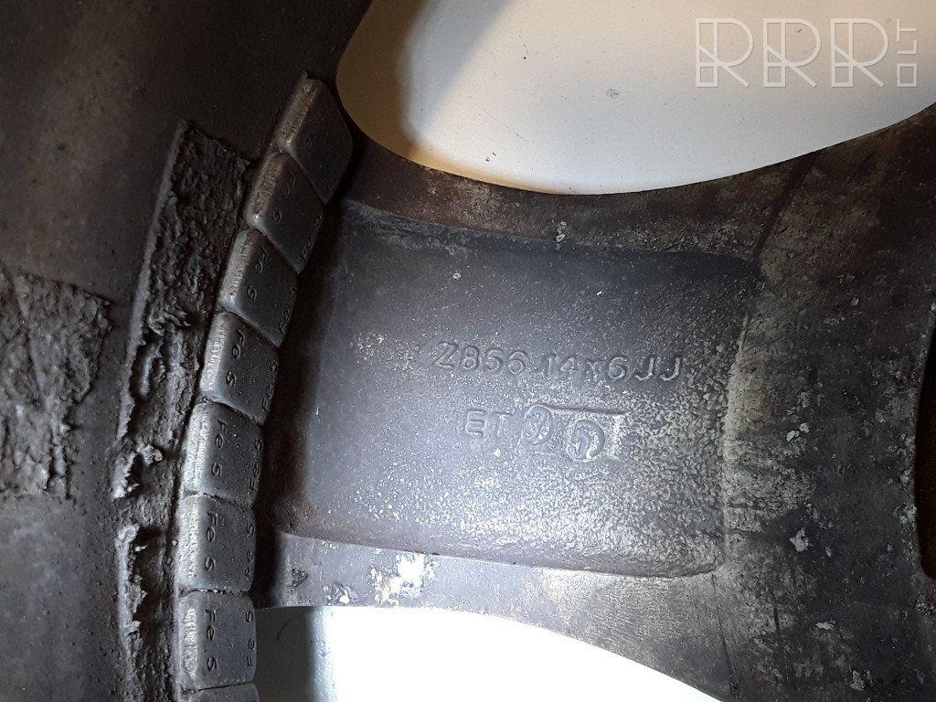 Civ7981 Skoda Fabia Mk1 6y R14 Alloy Rim Used Car Part Online Low Price Rrr Lt