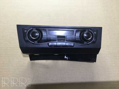 Audi A4 S4 B8 8K Klimato kontrolės/ pečiuko kontrolės apdaila 8T2820043N