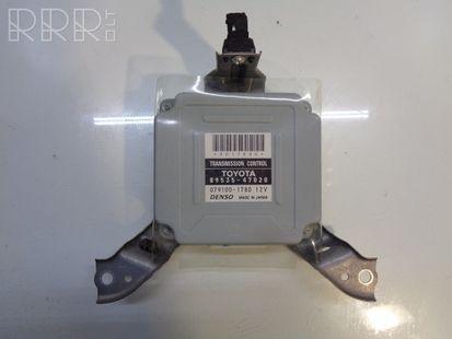 Toyota Prius (XW20) Pavarų dėžės valdymo blokas 8953547020