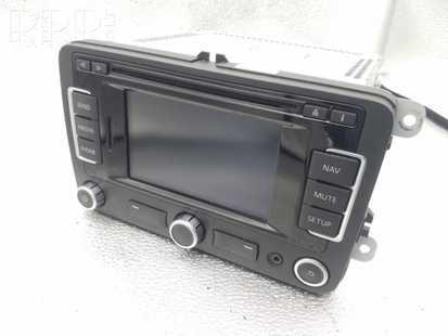 Volkswagen Tiguan Radija/ CD/DVD grotuvas/ navigacija 1K0035274
