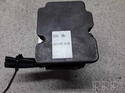 Mercedes-Benz E (W212) ABS valdymo blokas 2124311848