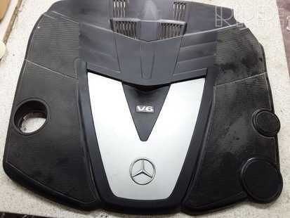 Mercedes-Benz E (W211) Variklio dangtis (apdaila) 6420100167