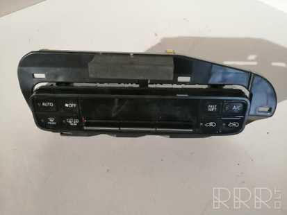 Toyota Auris (E180) Oro kondicionieriaus/ klimato/ pečiuko valdymo blokas (salone) 5546802030