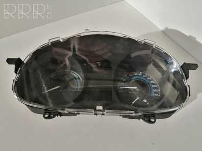 Toyota Auris (E180) Spidometras (prietaisų skydelis) 83800F2E63