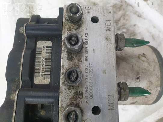Peugeot 807 ABS Blokas 0265960319