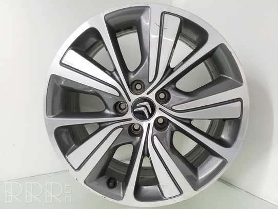 Citroen C4 Grand Picasso R 17 lengvojo lydinio ratlankis (-iai) 9677090377