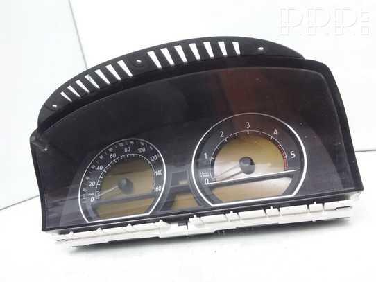BMW 7 E65 E66 Spidometras (prietaisų skydelis) 6935456