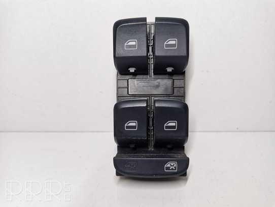 Audi A4, S4 (B8- 8K) Elektrinių langų jungtukas 8K0959851D
