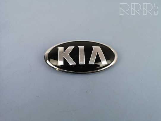 KIA Sportage Gamintojo ženkliukas 86320A4000