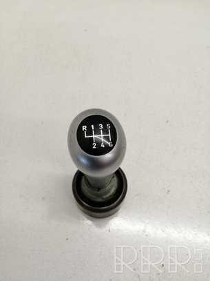 BMW 5 (E60, E61) Pavarų perjungimo svirties apdaila (oda, bumbulas) 25117558855
