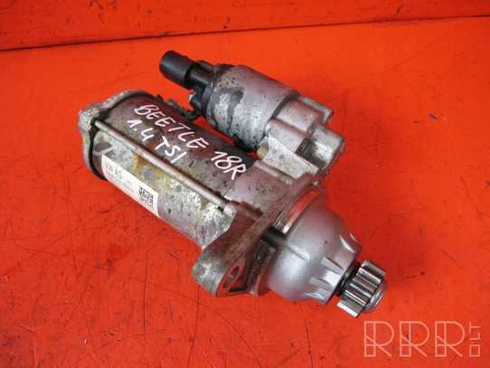 Volkswagen Beetle A5 Starteris 04E145721F