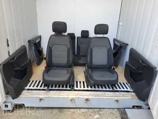 Volkswagen PASSAT B7 Istuimien ja ovien verhoilusarja