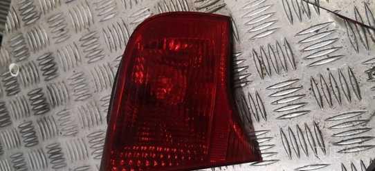 Audi A4 S4 B7 8E 8H Galinis žibintas dangtyje