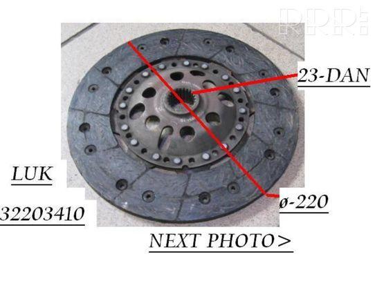 Seat Alhambra (Mk1) Sankabos diskas 32203410