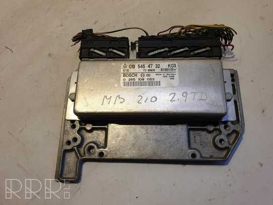Mercedes-Benz E W210 ABS valdymo blokas 0195454732