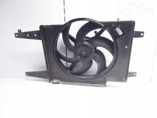 Alfa Romeo 166 Elektrinis radiatorių ventiliatorius 60664457