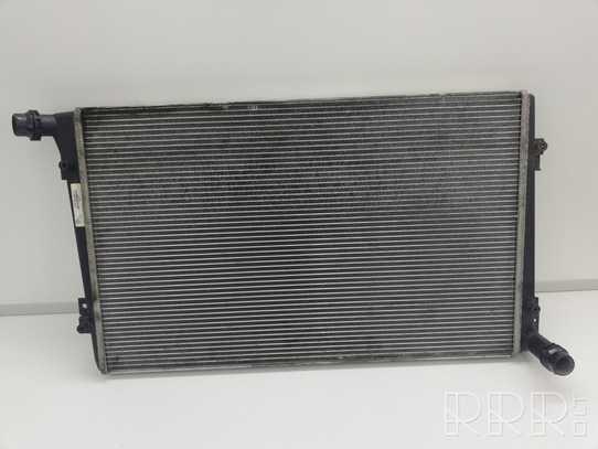 Volkswagen PASSAT B6 Aušinimo skysčio radiatorius 3C0121253S