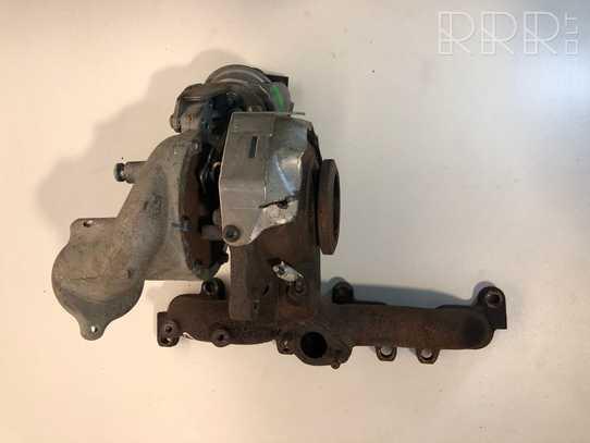 Volkswagen PASSAT B7 Turbina GTC1244V2