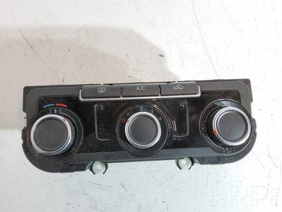 Volkswagen PASSAT B7 Climate control unit 5HB011292