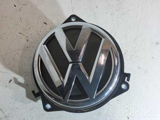 Volkswagen PASSAT B7 Atidarymo rankenėlė galinio dangčio (išorinė) 6R0827469C