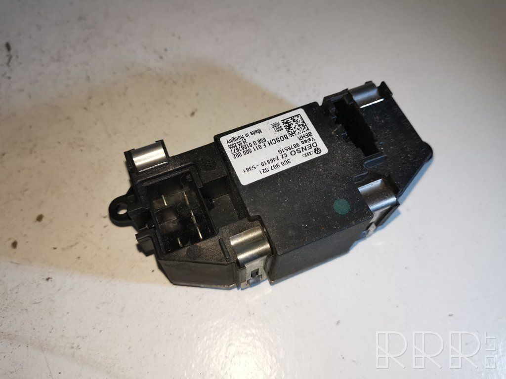 Volkswagen Passat B6 2005-2010 Heater Motor Resistor