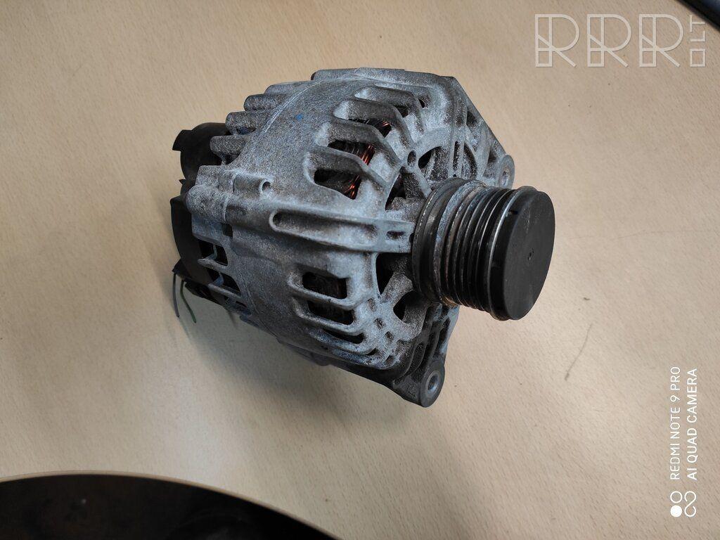 Vlm7296 Dacia Duster Generator Alternator 2617345a Tg12c151 Used Car Part Online Low Price Rrr Lt